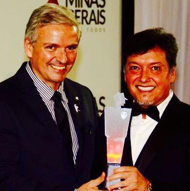 Troféu O TIRA - O Oscar da Polícia Civil - Palácio da Liberdade - BH